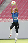 13 March 2008: Kevin Hernandez (HON) (1). The Honduras U-23 Men's National Team defeated the Cuba U-23 Men's National Team 2-0 at Raymond James Stadium in Tampa, FL in a Group A game during the 2008 CONCACAF's Men's Olympic Qualifying Tournament.