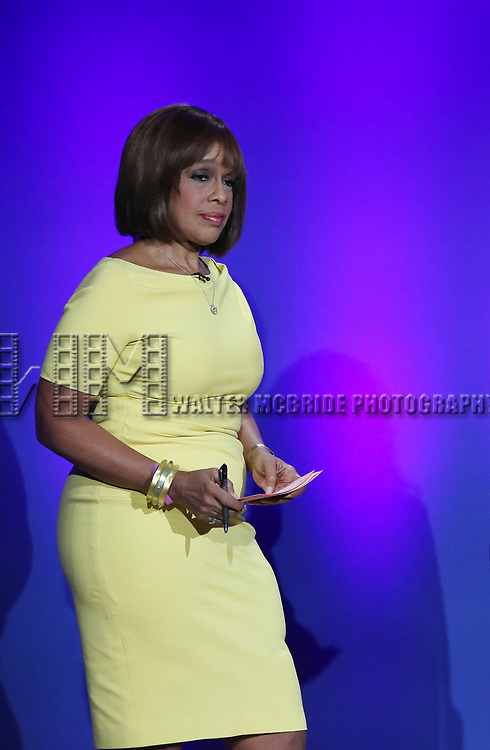 Gayle King during The 73rd Annual Tony Awards Nominations Announcement on April 30, 2019 in New York City.