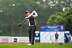 Joey Poh of Singapore tees off on the 1st hole during the Round 1 of the Faldo Series Asia Grand Final at Mission Hills on March 2, 2011 in Shenzhen, China. Photo by Raf Sanchez / Faldo Series