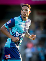 during the Friendly match between Wycombe Wanderers and AFC Wimbledon at Adams Park, High Wycombe, England on 25 July 2017. Photo by Kevin Prescod.