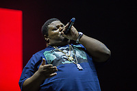Big Narstie performing during Craig David's Following My Intuition Tour at O2 London 250317 at the O2, London, England on 25 March 2017. Photo by David Horn.