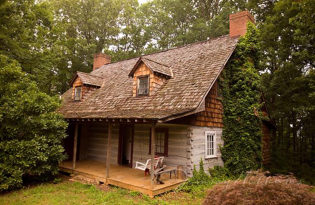 Mountain Cabin North Carolina Jimmy Williams