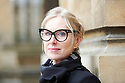 Lauren Child, UK Children's Laureate, writer and illustrator of children's books  at The Financial Times Weekend  Oxford Literary Festival 2018. CREDIT Geraint Lewis