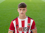Jake Young during the U23 2019/20 Photocall at Bramall Lane, Sheffield. Picture date: 17th September 2019. Picture credit should read: Simon Bellis/Sportimage