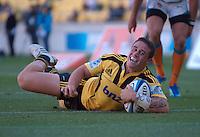 120331 Super 15 Rugby - Hurricanes v Cheetahs
