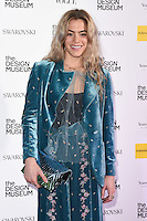Chelsea Leyland<br /> at The Design Museum opening party with Vogue, Kensington, London.<br /> <br /> <br /> ©Ash Knotek  D3203  22/11/2016