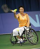 17-11-07, Netherlands, Amsterdam, Wheelchairtennis Masters 2007, Sharon Walraven