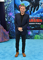 "LOS ANGELES, CA. February 09, 2019: Craig Ferguson at the premiere of ""How To Train Your Dragon: The Hidden World"" at the Regency Village Theatre.<br /> Picture: Paul Smith/Featureflash"