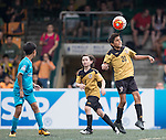 Juniors U-10 Plate Final. 傑志 Kitchee vs Tai Tam Tigers during the Juniors of the HKFC Citi Soccer Sevens on 21 May 2016 in the Hong Kong Footbal Club, Hong Kong, China. Photo by Li Man Yuen / Power Sport Images