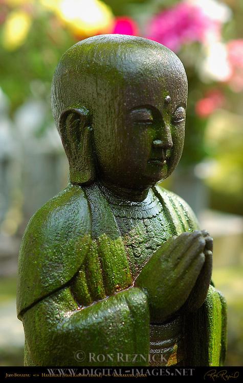 Jizo Bosatsu, Hasedera Hase Kannon Temple, Kamakura, Japan