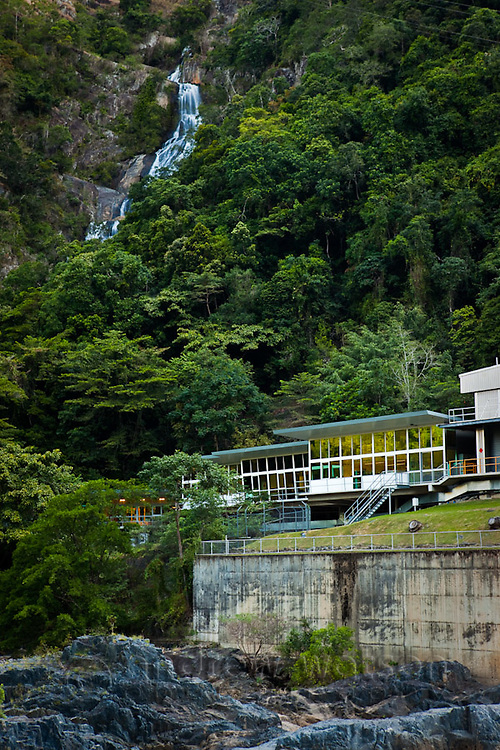 Barron Gorge Power Station - Suters Architects.