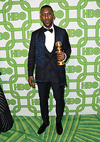 06 January 2019 - Beverly Hills , California - Mahershala Ali . 2019 HBO Golden Globe Awards After Party held at Circa 55 Restaurant in the Beverly Hilton Hotel. <br /> CAP/ADM/BT<br /> ©BT/ADM/Capital Pictures