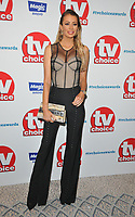 Olivia Attwood at the TV Choice Awards 2018, The Dorchester Hotel, Park Lane, London, England, UK, on Monday 10 September 2018.<br /> CAP/CAN<br /> &copy;CAN/Capital Pictures