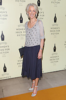 Joanna Trollope arriving for the Baileys Women's Prize for Fiction Awards, at the Royal Festival Hall, London. 04/06/2014 Picture by: Alexandra Glen / Featureflash