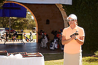 SAN ANTONIO, TX - OCTOBER 27, 2015: The UTSA Alamo Invitational Golf Tournament at the Briggs Ranch Golf Club. (Photo by Jeff Huehn)