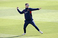 Robbie White of Essex during Surrey CCC vs Essex CCC, Specsavers County Championship Division 1 Cricket at the Kia Oval on 11th April 2019