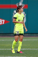 Rochester, NY - Saturday July 09, 2016: Nahomi Kawasumi during a regular season National Women's Soccer League (NWSL) match between the Western New York Flash and the Seattle Reign FC at Frontier Field.