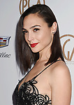 BEVERLY HILLS, CA - JANUARY 20: Actress Gal Gadot attends the 29th Annual Producers Guild Awards at The Beverly Hilton Hotel on January 20, 2018 in Beverly Hills, California.