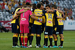 A-LEAGUE-Central Coast Mariners FC vs.  Melbourne Heart FC- 2012