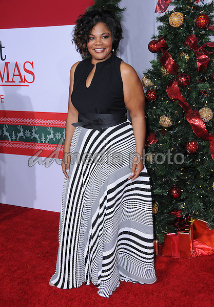 "03 November 2016 - Westwood, California. Mo'Nique. Premiere Of Universal's ""Almost Christmas"" held at Regency Village Theatre. Photo Credit: Birdie Thompson/AdMedia"