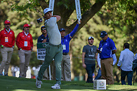 Thorbjorn Olesen (DEN) watches his tee shot on 8 during round 1 of the World Golf Championships, Mexico, Club De Golf Chapultepec, Mexico City, Mexico. 2/21/2019.<br /> Picture: Golffile | Ken Murray<br /> <br /> <br /> All photo usage must carry mandatory copyright credit (© Golffile | Ken Murray)