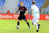 September 10th 2017, Olimpic Stadium, Rome, Italy; Serie A football league, Lazio versus AC Milan;   Lucas Biglia