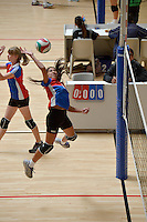 North Island Volleyball Junior Championships at ASB Sports Center Wellington, New Zealand on Friday 30th November 2012<br />