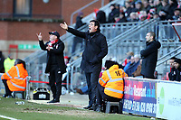 O's coach Ross Embleton during Leyton Orient vs Bradford City, Sky Bet EFL League 2 Football at The Breyer Group Stadium on 14th December 2019