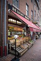 De Luca's Market Charles Street, Boston