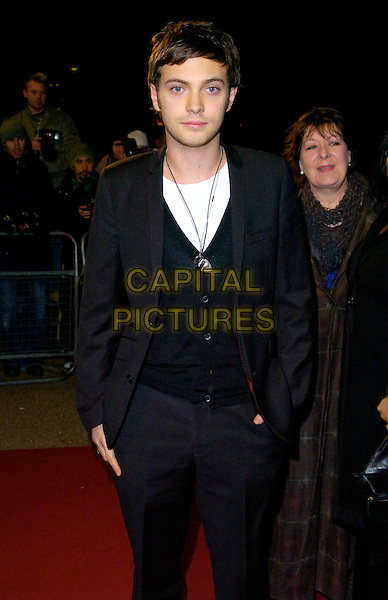 "MATT DI ANGELO.Arrivals - ""An Audience With Lionel Richie"" TV recording, ITV Television Centre, Aouth Bank, London, England, December 9th 2006..half length .CAP/CAN.©Can Nguyen/Capital Pictures"
