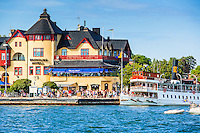 Vaxholm Stockholms skärgård / Archipelago Sweden