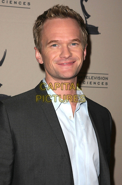 "NEIL PATRICK HARRIS .The Academy of Television Arts & Sciences presents an evening with the cast of ""How I Met Your Mother"" held at the Leonard H. Goldenson Theatre, North Hollywood, California, USA, .27 January 2009..portrait headshot grey gray suit jacket .CAP/ADM/CH.©Charles Harris/AdMedia/Capital Pictures"
