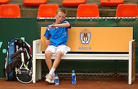 13-08-11, Tennis, Hillegom, Nationale Jeugd Kampioenschappen, NJK, Igor Straatsma
