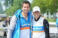 ZEILSPORT: MEDEMBLIK: 28-05-2016, Delta Lloyd Regatta, Pieter Jan Postma, Marit Bouwmeester, ©foto Martin de Jong