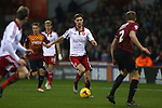 Sheffield United's Chris Basham in action - Sheffield United vs Bradford City - Skybet League One - Bramall Lane - Sheffield - 28/12/2015 Pic Philip Oldham/SportImage