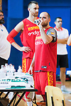 Quino Colom after the training of Spanish National Team of Basketball. August 06, 2019. (ALTERPHOTOS/Francis González)