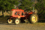 1953 Cockshutt 20 tractor from the collection of Dick Wheaton, Nev..