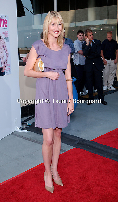 Bree Turner arriving at the 4th Annual Movieline Awards at the Highlands in Los Angeles. May 5, 2002.