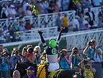 November 1, 2019 : Storm the Court, ridden by Flavien Prat, wins the TVG Breeders' Cup Juvenile on Breeders' Cup Championship Friday at Santa Anita Park in Arcadia, California on November 1, 2019. Chris Crestik/Eclipse Sportswire/Breeders' Cup/CSM