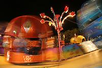 La fiesta regional de le expo gan dio inicio el pasado jueves en la que espera el teatro del pueblo, el área de baile y los juegos mecanicos.