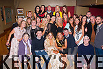 30 hugs<br /> ----------<br /> Linda Murphy,Ardfert (seated centre) had a fab night in McElligotts bar,Ardfert celebrating her 30th birthday last Saturday along with her boyfriend John Egan (2nd Lt)and many family and friends.
