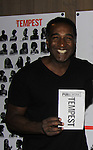 """All My Children and As The World Turns Norm Lewis stars as """"Prospero"""" in Shakespeare In The Park's The Tempest on September 8, 2013 at the de la Court Theatre Central Park, New York City, New York. (Photo by Sue Coflin/Max Photos)"""