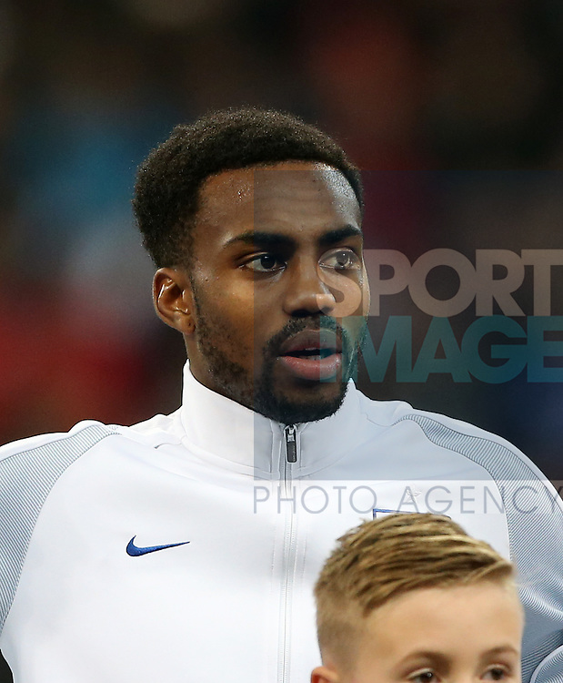 England's Danny Rose in action during the friendly match at Wembley Stadium, London. Picture date November 15th, 2016 Pic David Klein/Sportimage