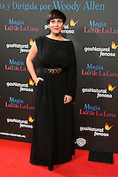 "Alba Garcia attend the Premiere of the movie ""Magic in the Moonlight"" at callao Cinema in Madrid, Spain. December 2, 2014. (ALTERPHOTOS/Carlos Dafonte) /NortePhoto.com"