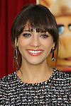 "RASHIDA JONES. World Premiere of Disney's ""The Muppets,"" at the El Capitan Theatre. Hollywood, CA USA. November 12, 2011.©CelphImage"