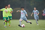 Yuka Momiki (Beleza), <br /> SEPTEMBER 17, 2017 - Football / Soccer : <br /> 2017 Plenus Nadeshiko League Division 1 match <br /> between JEF United Ichihara Chiba Ladies 0-1 NTV Beleza <br /> at Frontier Soccer Field in Chiba, Japan. <br /> (Photo by AFLO SPORT)