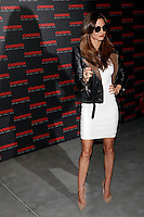 Ariadne Artiles attends 'Carrera Ignition Night' party at Matadero. March 20, 2013. (ALTERPHOTOS/Caro Marin) /NortePhoto