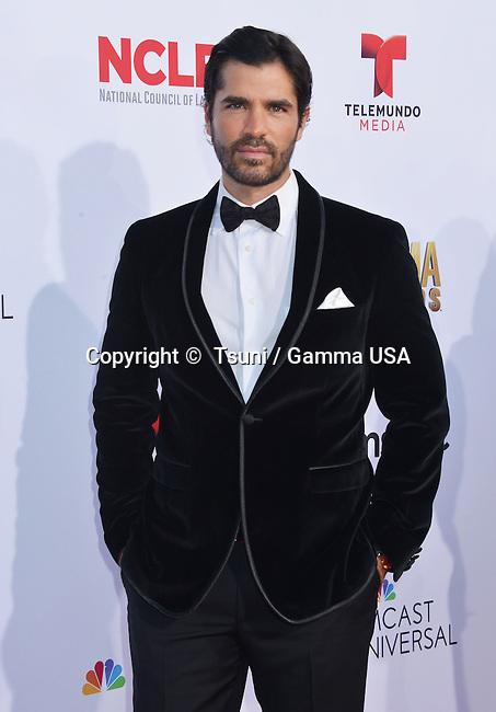 Eduardo Verastegui 332 at the 2014 NCRL ALMA Awards At The Pasadena Civic Auditorium In Pasadena