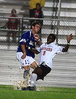 UCSB vs. Rutgers Men's Soccer, 09/12/2008
