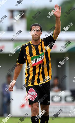 2011-08-07 / Voetbal / seizoen 2011-2012 / KFC Zwarte Leeuw / Nurullah Kocak..Foto: mpics